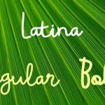 Latina Font Family