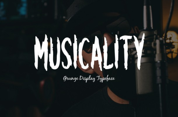 Musicality Font