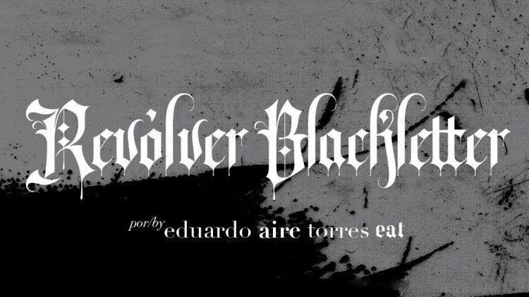 revolver-blackletter-font-1