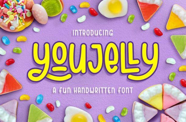 youjelly-font-1