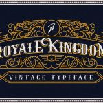 Royale Kingdom Font