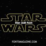 Star Jedi Font Family