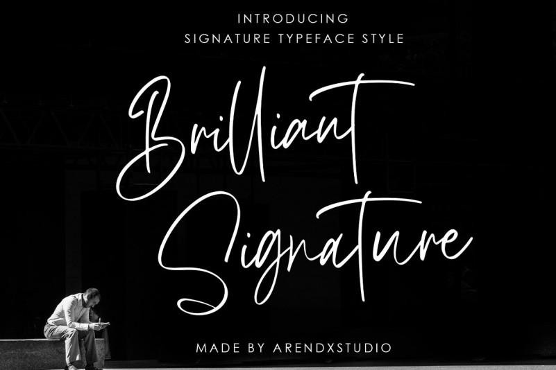 brilliant-signature-font-1