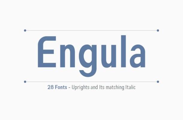 Engula Font