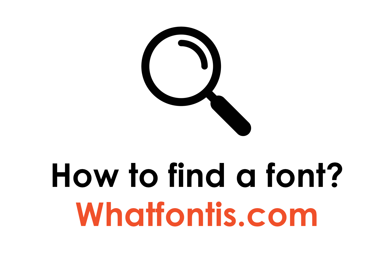 how to find a font what font is