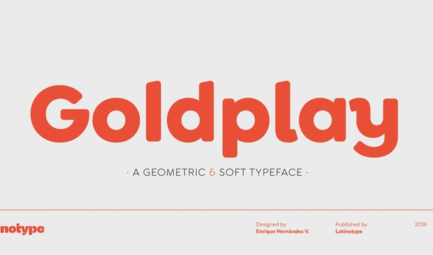 Goldplay Sans Font Family