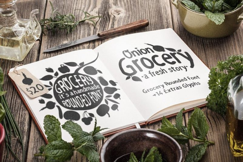 grocery-rounded-font-2