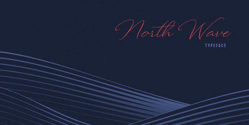north-wave-font-1