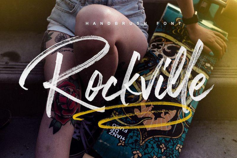 rockville-brush-font-1