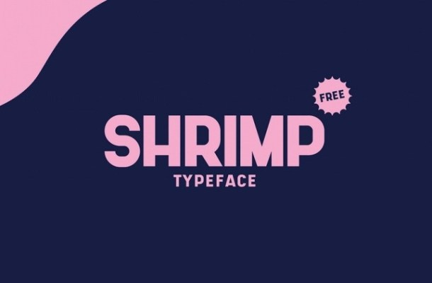 Shrimp Typeface