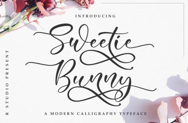 Sweetie Bunny Font