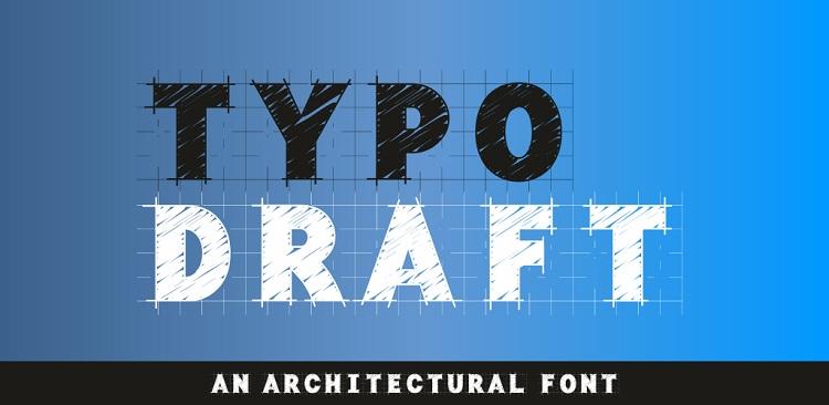 typo-draft-font-1