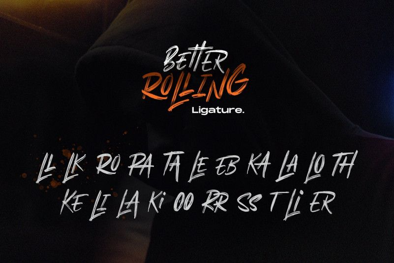 better-rolling-brush-font-3