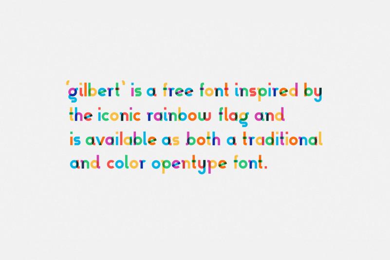 gilbert-free-font-2