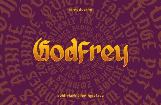 Godfrey Font