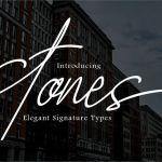 Stones Font