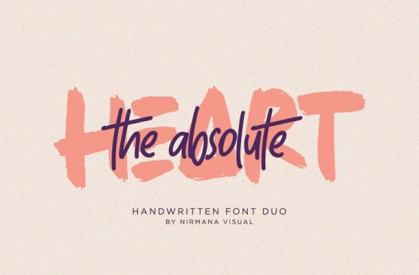 The Absolute Font Duo