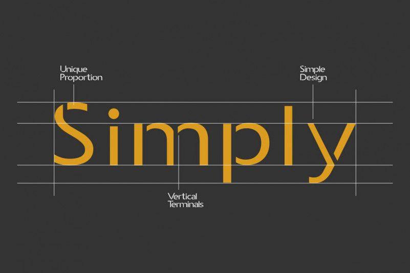 Allcan Modern Font