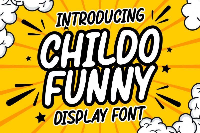 Childo Font