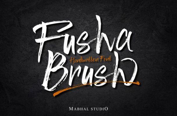 Fusha Font