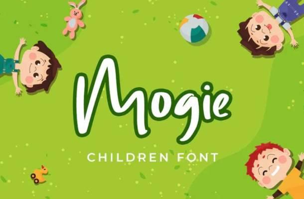 Mogie Font