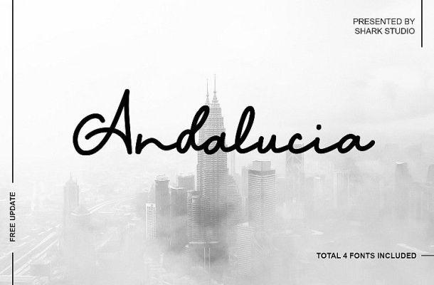 Andalucia Font