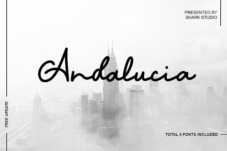 andalucia-font