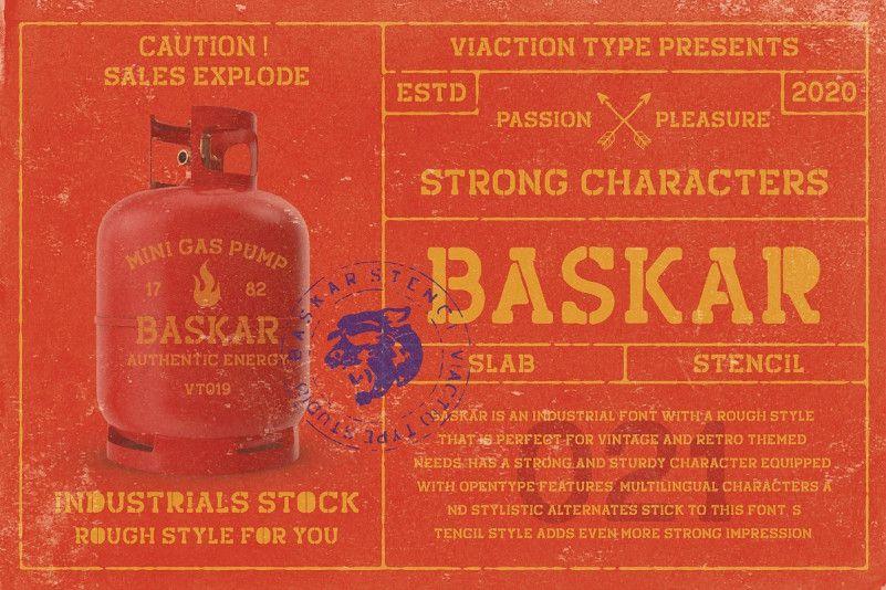 baskar-font