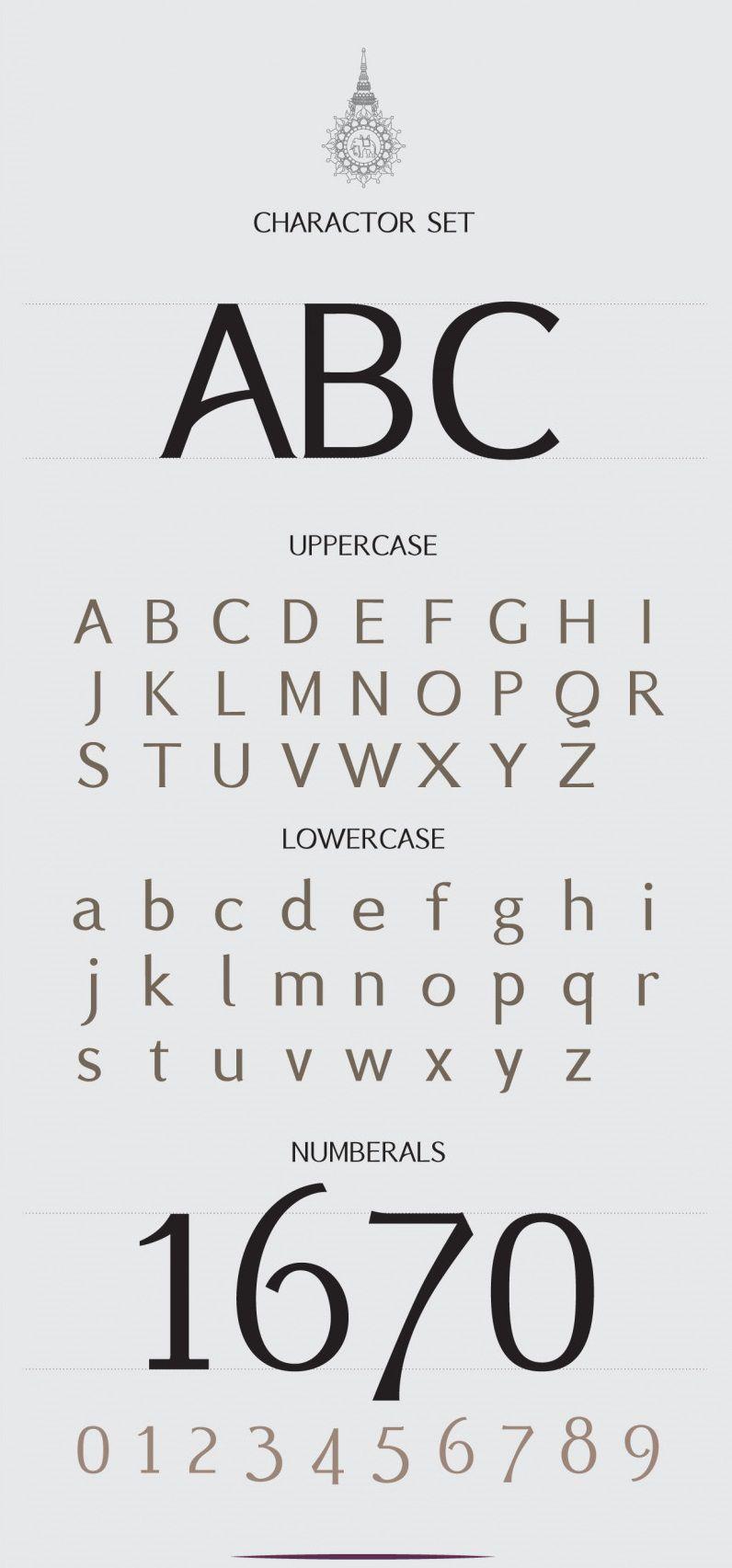 bsru-bansomdej-font-family-2