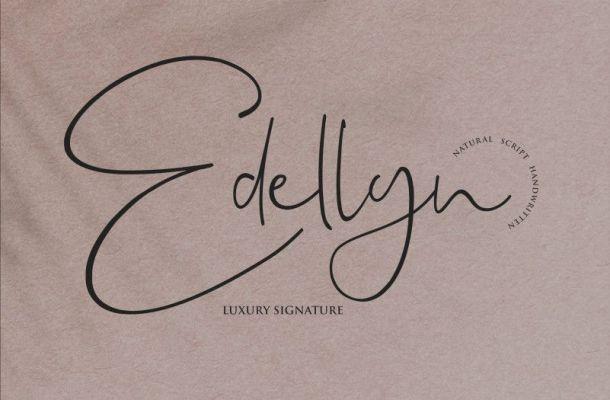 Edellyn Font