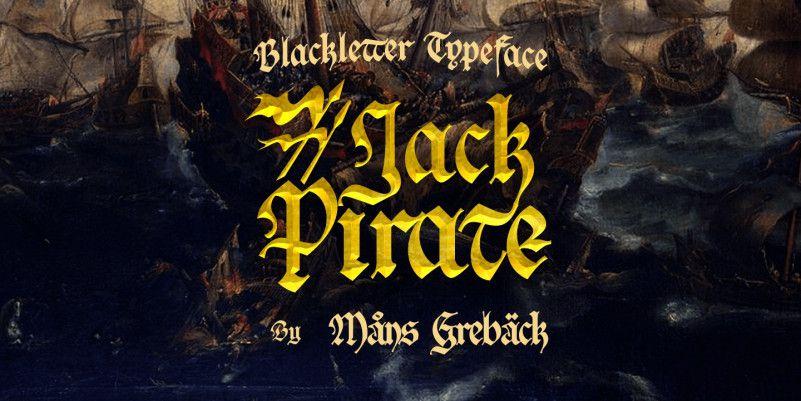 jack-pirate-font