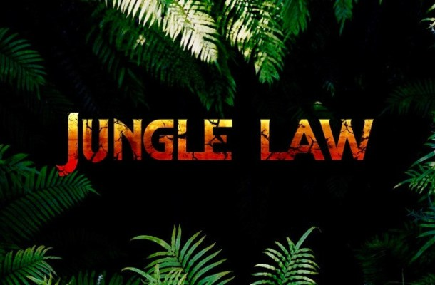 Jungle Law Font