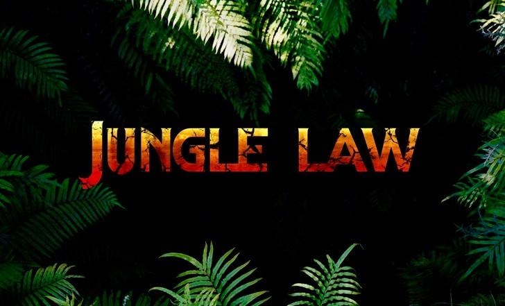 jungle-law-font
