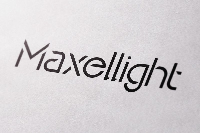 maxellight-font