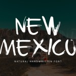 New Mexico Font