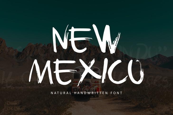 new-mexico-font-1