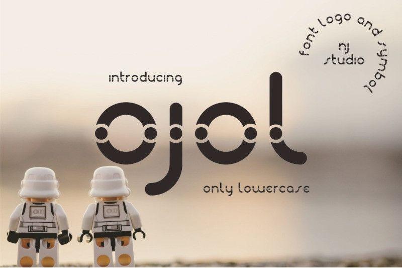 ojol-font