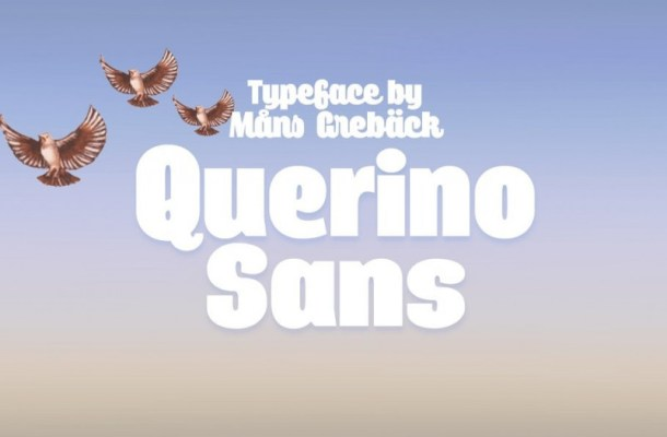 Querino Sans Serif Font