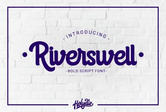 Riverswell Font