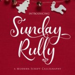 Sunday Rully Font