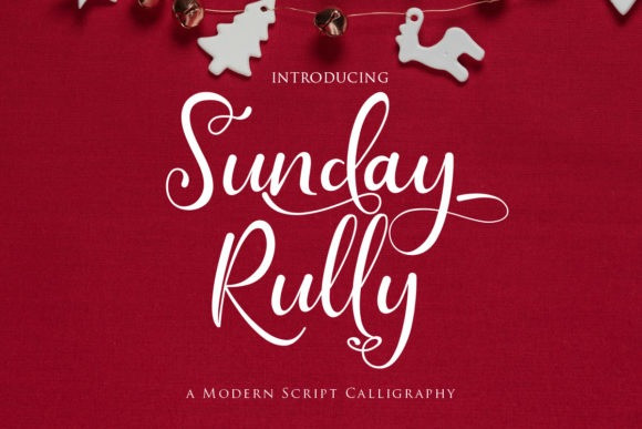 sunday-rully-font