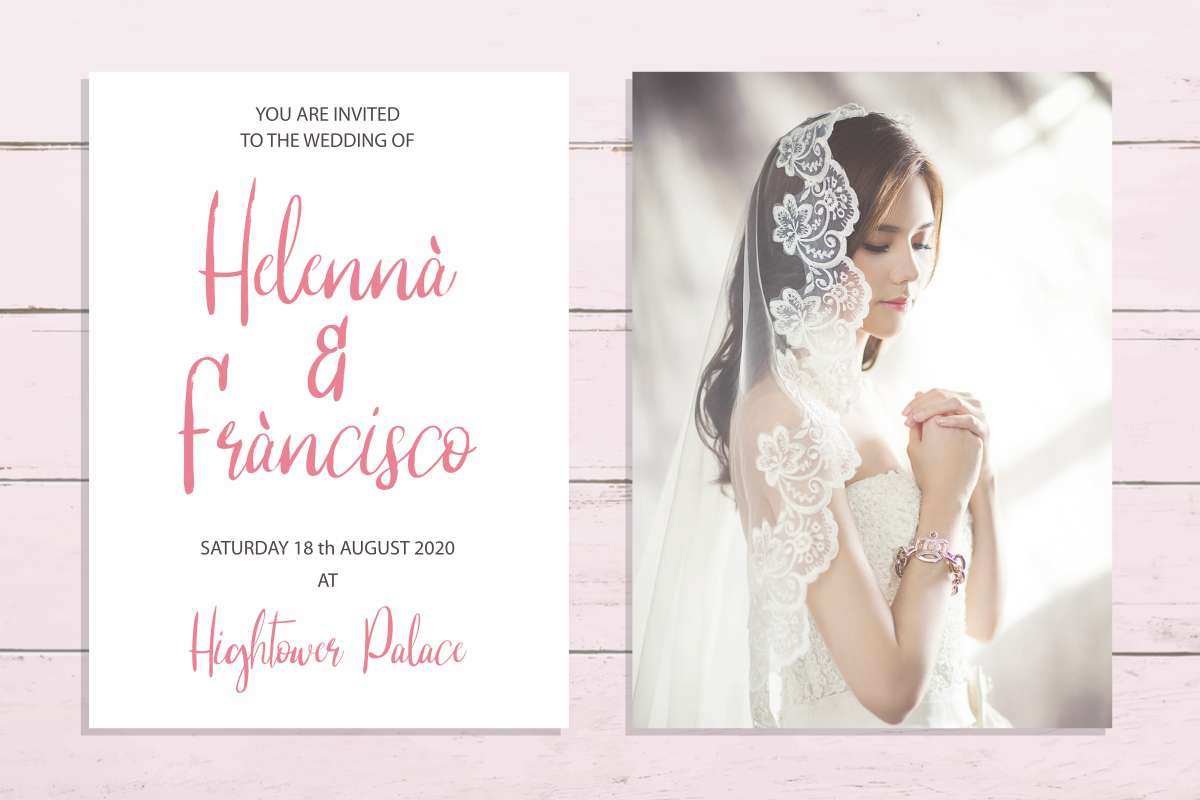 Because Of You Font-3