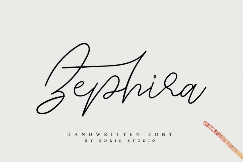 Zephira Font