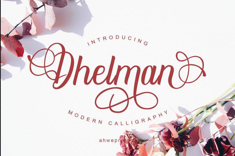 dhelman-font