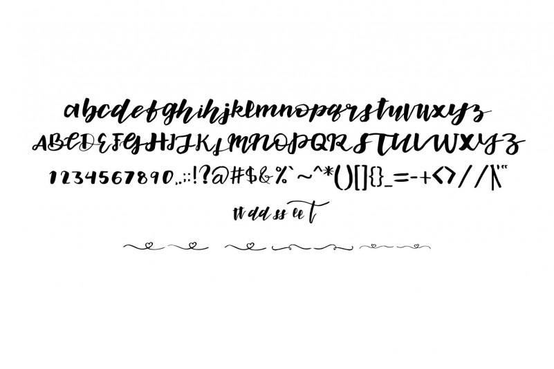 Endorse Font