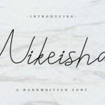 Nikeisha Font