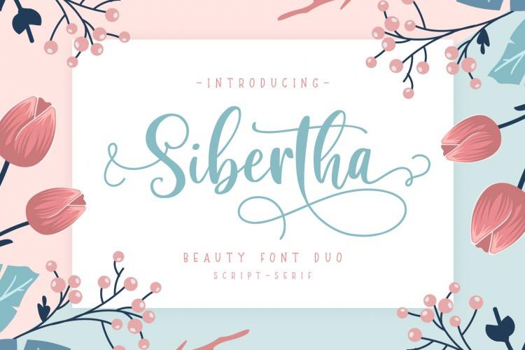 sibertha-font-duo