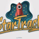 Star Track Font