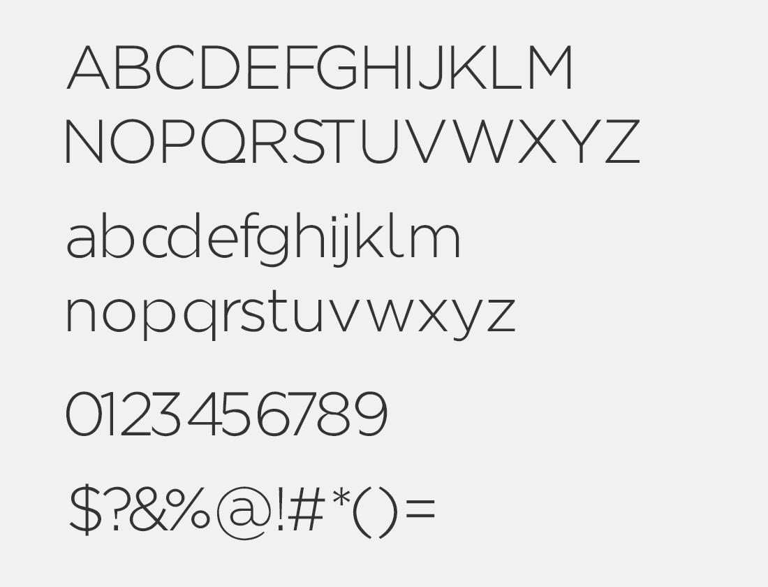 1 Regencie Light font