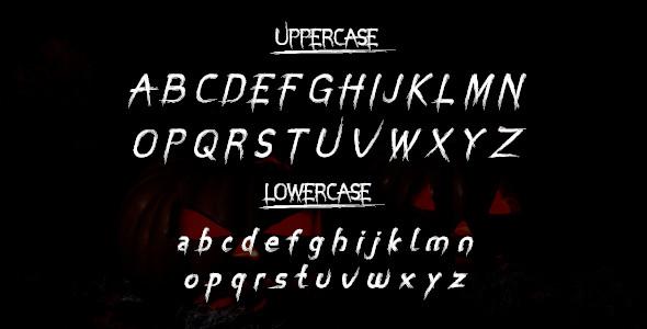 MiZTix brush Font-1